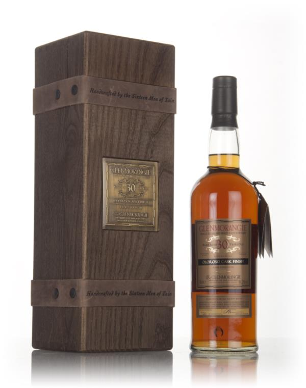 Glenmorangie 30 Year Old - Oloroso Cask Finish Single Malt Whisky