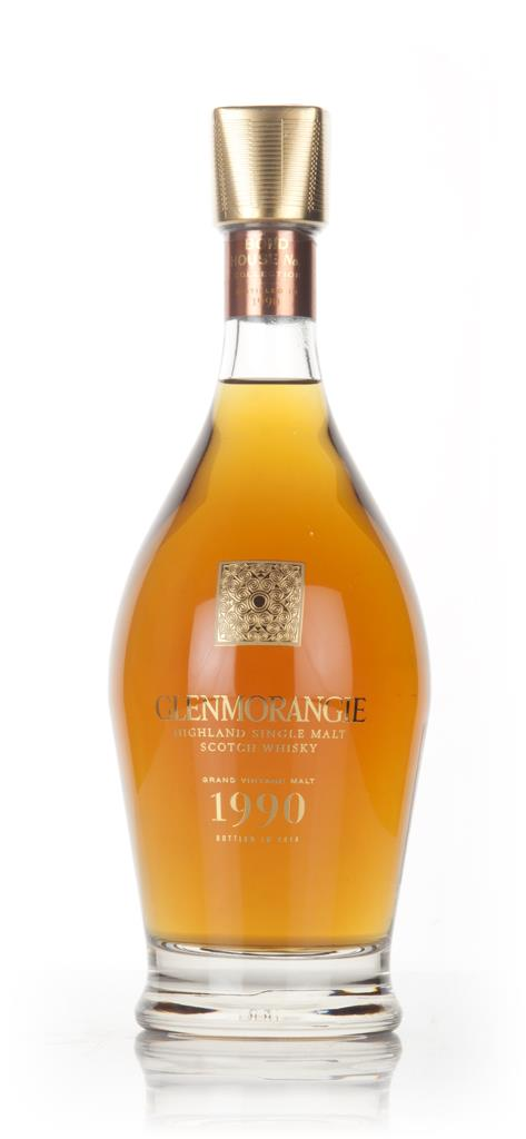 Glenmorangie Grand Vintage Malt 1990 (bottled 2016) - Bond House No.1 Single Malt Whisky