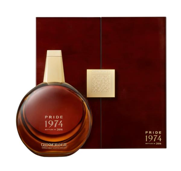 Glenmorangie Pride 1974 Single Malt Whisky