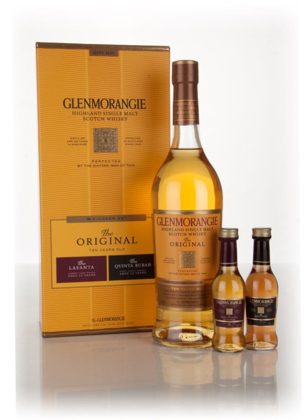 Glenmorangie - The Pioneer Set Single Malt Whisky