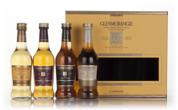 Glenmorangie The Pioneering Collection (4 x 10cl) Single Malt Whisky