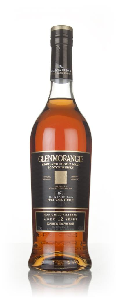 Glenmorangie The Quinta Ruban 12 Year Old Single Malt Whisky