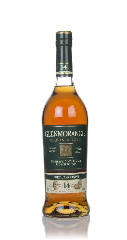 Glenmorangie The Quinta Ruban 14 Year Old Single Malt Whisky