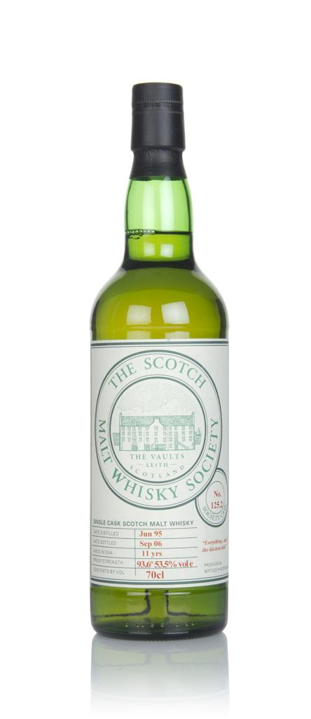 SMWS 125.2 11 Year Old 1995 Single Malt Whisky