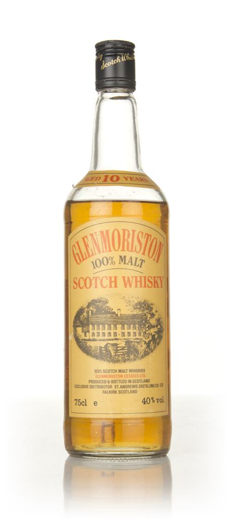 Glenmoriston 10 Year Old - 1970s Blended Malt Whisky