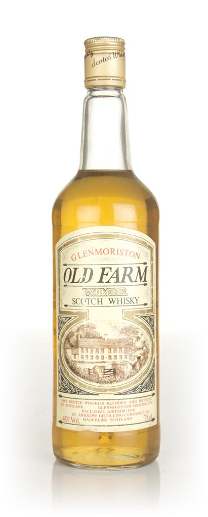 Glenmoristons Old Farm Premier - 1970s Blended Whisky