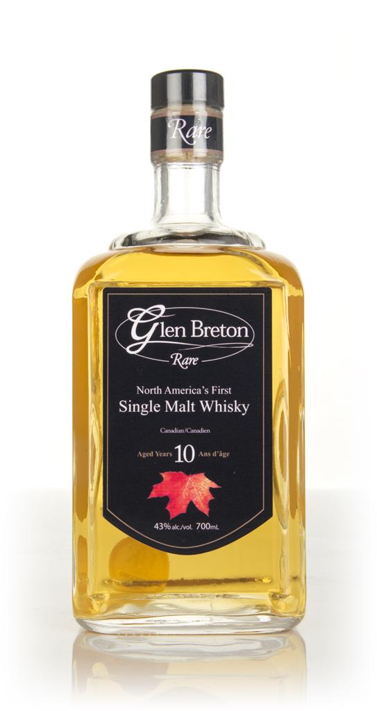 Glen Breton Rare 10 Year Old Single Malt Whisky
