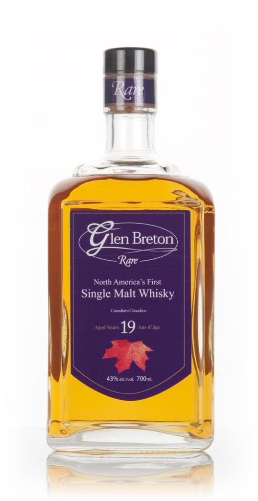 Glen Breton Rare 19 Year Old Single Malt Whisky