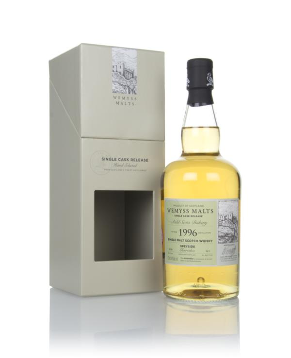 Auld Scots Bakery 1996 (bottled 2018) - Wemyss Malts (Glenrothes) Single Malt Whisky