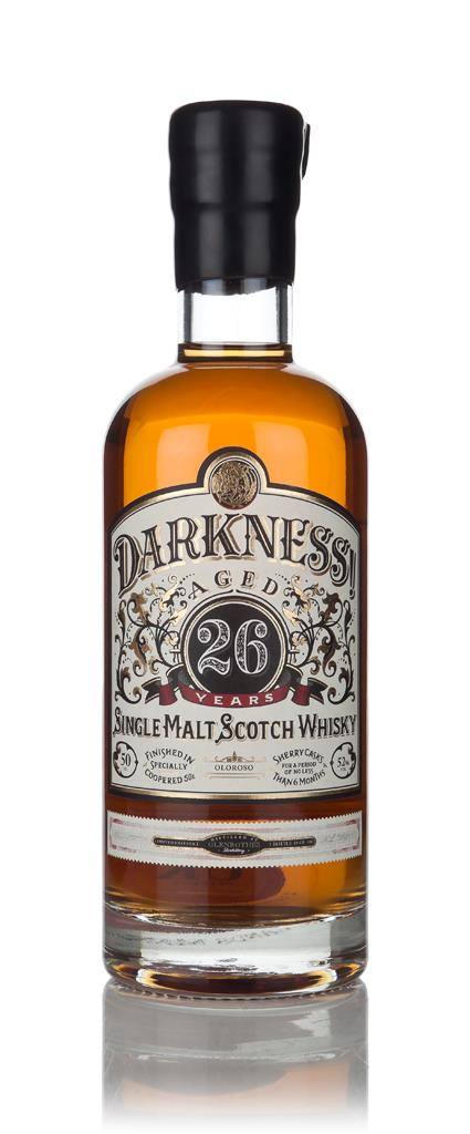 Darkness! Glenrothes 26 Year Old Oloroso Cask Finish 3cl Sample Single Malt Whisky