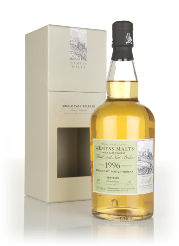 Fruit and Nut Bake 1996 (bottled 2017) - Wemyss Malts (Glenrothes) Single Malt Whisky