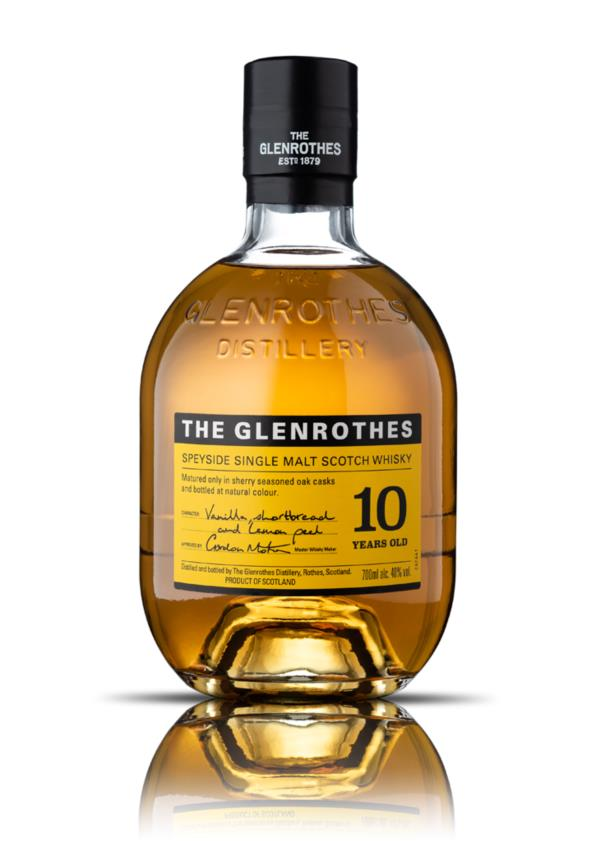 The Glenrothes 10 Year Old - Soleo Collection Single Malt Whisky