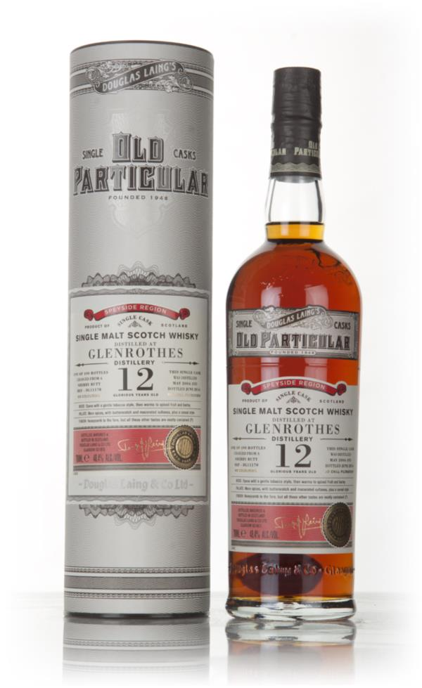 Glenrothes 12 Year Old 2004 (cask 11170) - Old Particular (Douglas Lai Single Malt Whisky