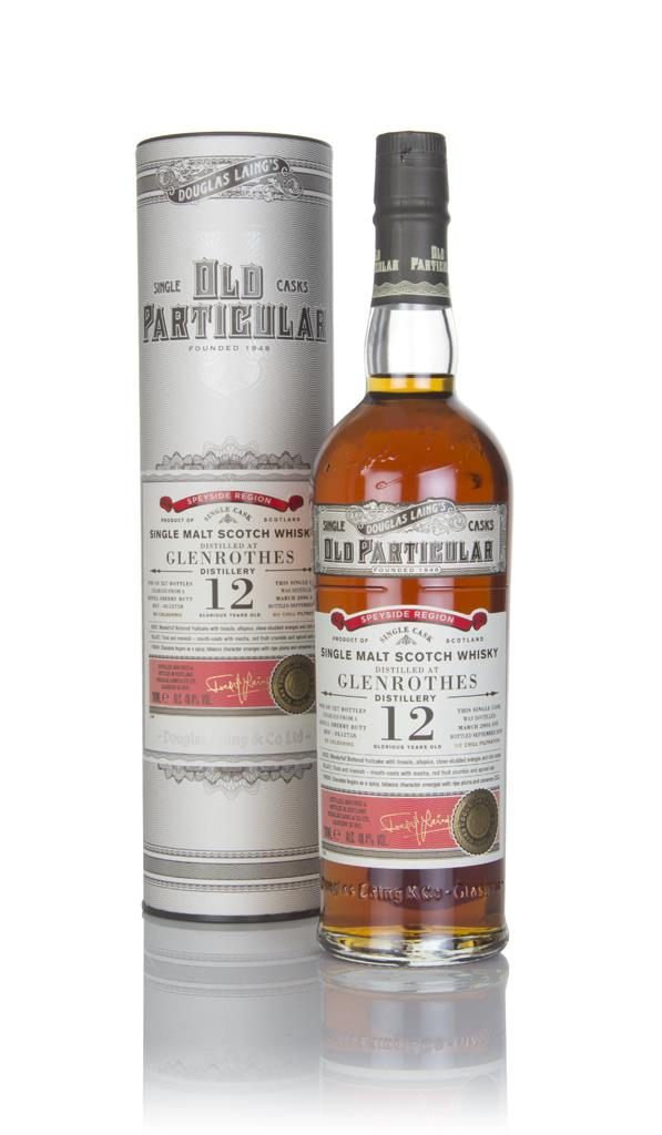Glenrothes 12 Year Old 2006 (cask 12758) - Old Particular (Douglas Lai Single Malt Whisky