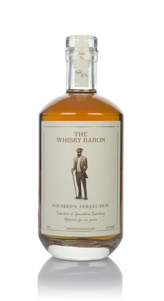 Glenrothes 12 Year Old - Founder's Collection (The Whisky Baron) Single Malt Whisky