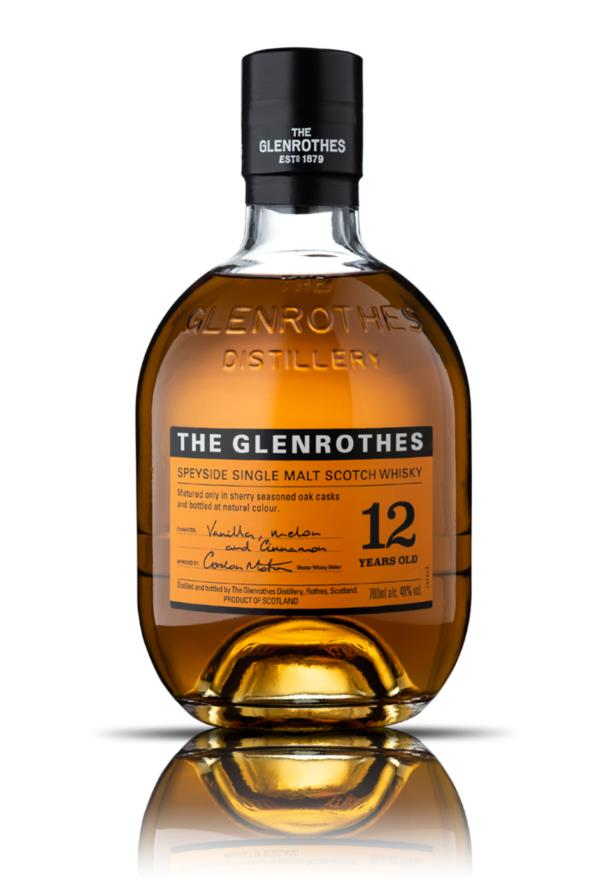 The Glenrothes 12 Year Old - Soleo Collection Single Malt Whisky