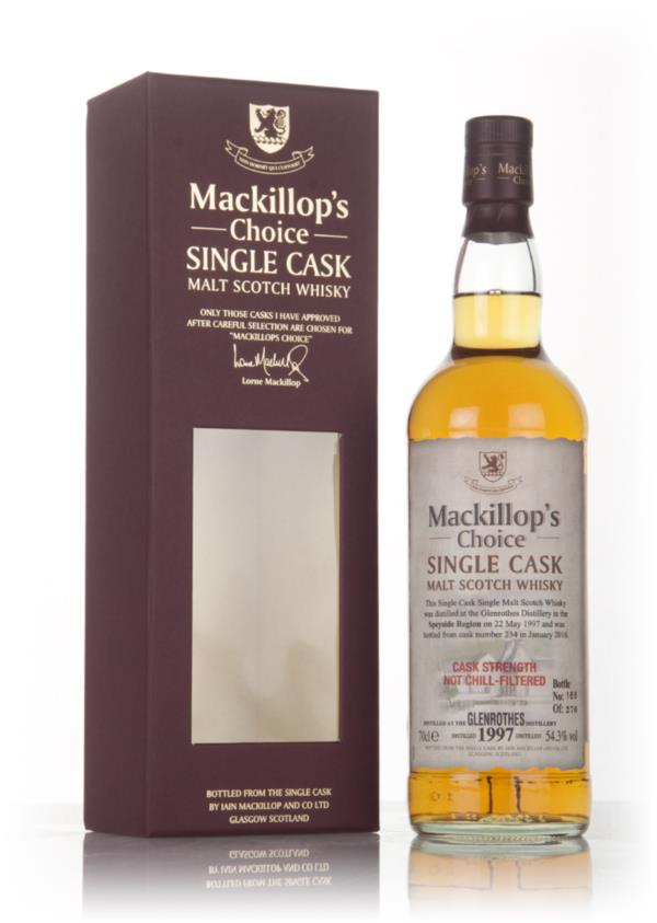 Glenrothes 18 Year Old 1997 (cask 234) - Mackillop's Choice Single Malt Whisky