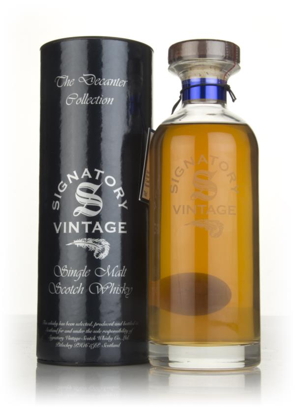 Glenrothes 19 Year Old 1997 (cask 15974) - Ibisco Decanter (Signatory) Single Malt Whisky