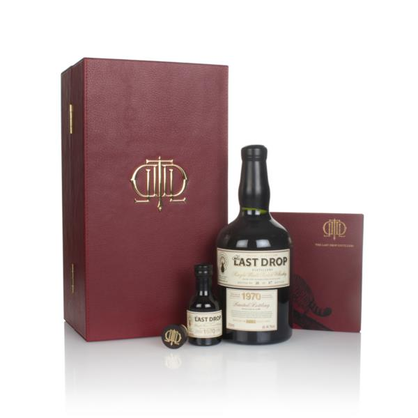 Glenrothes 1970 (bottled 2020) (cask 10588) - The Last Drop Single Malt Whisky
