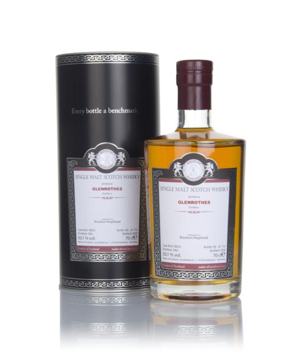 Glenrothes 1982 (bottled 2018) (cask 18023) - Malts of Scotland Single Malt Whisky