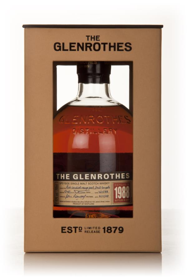 Glenrothes 1988 (bottled 2011) 3cl Sample Single Malt Whisky