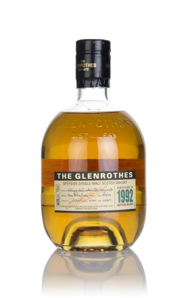 The Glenrothes 1992 - Second Edition (bottled 2014) 3cl Sample Single Malt Whisky