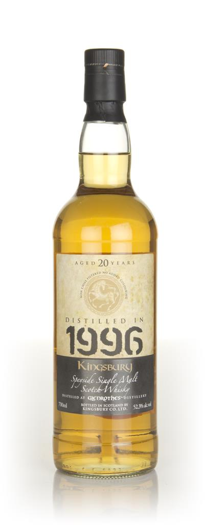 Glenrothes 20 Year Old 1996 (cask 48) - Kingsbury Single Malt Whisky