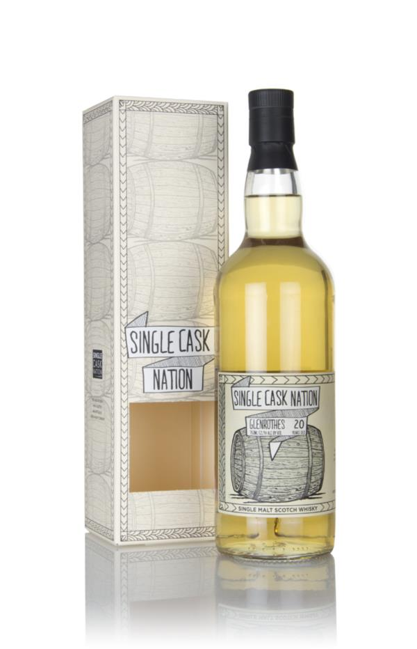 Glenrothes 20 Year Old 1997 (Single Cask Nation) Single Malt Whisky