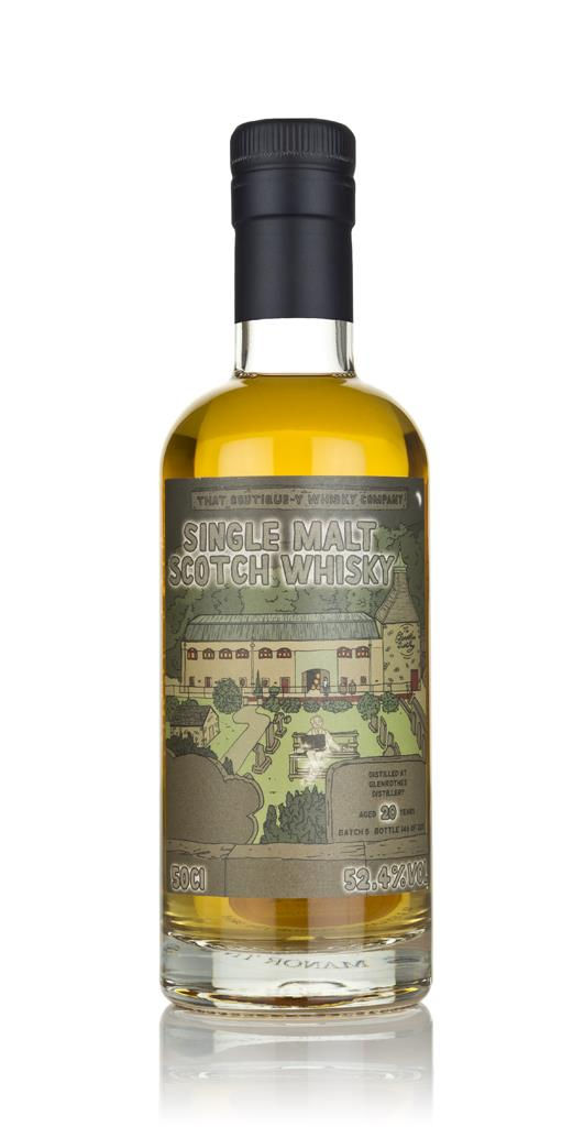 Glenrothes 20 Year Old - Batch 5(That Boutique-y Whisky Company) 3cl S Single Malt Whisky 3cl Sample