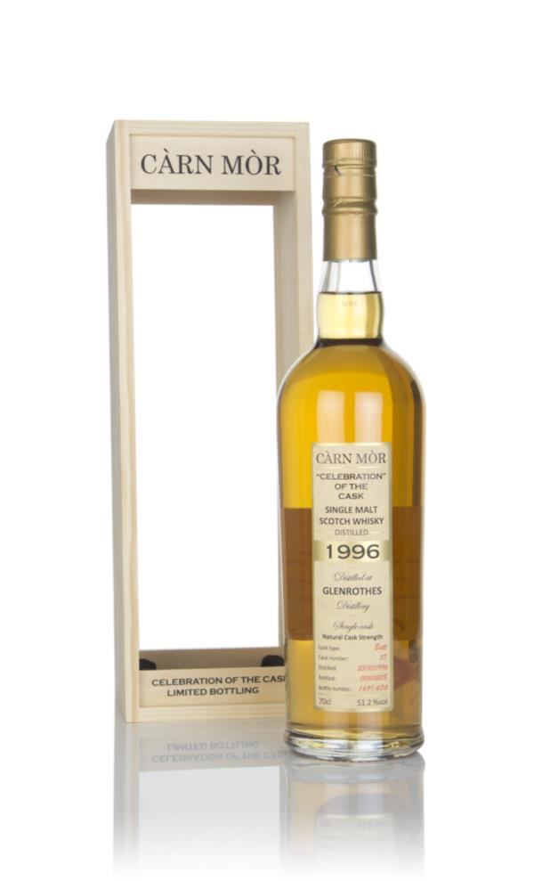 Glenrothes 21 Year Old 1996 (cask 57) - Celebration of the Cask (Carn Single Malt Whisky