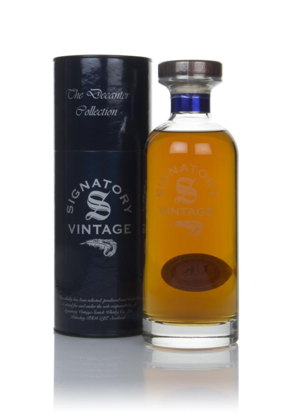 Glenrothes 21 Year Old 1997 (cask 6369)  - Ibisco Decanter (Signatory) Single Malt Whisky