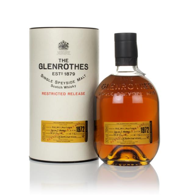 Glenrothes 23 Year Old 1972 - Restricted Release Single Malt Whisky