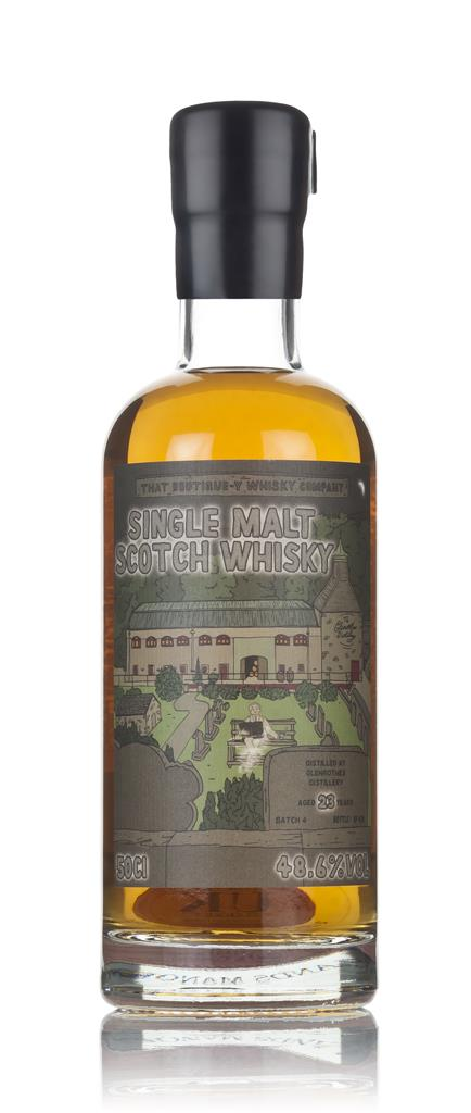 Glenrothes 23 Year Old (That Boutique-y Whisky Company) 3cl Sample Single Malt Whisky