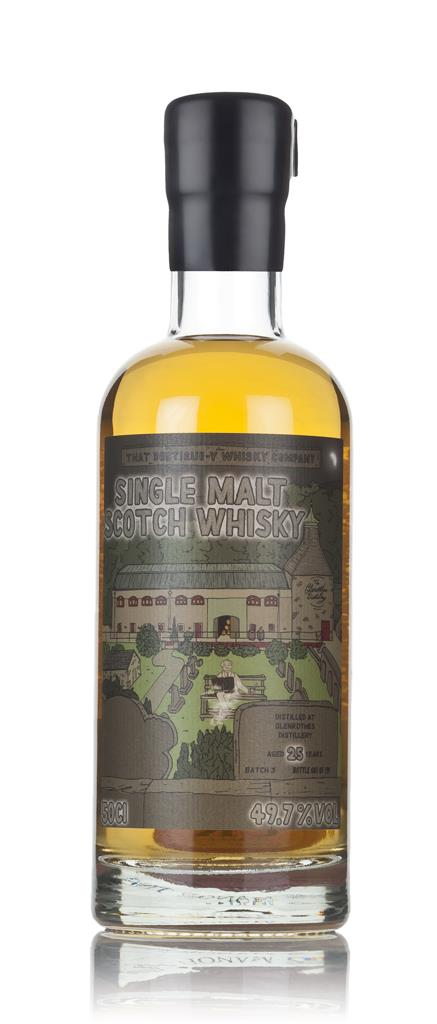 Glenrothes 25 Year Old (That Boutique-y Whisky Company) 3cl Sample Single Malt Whisky