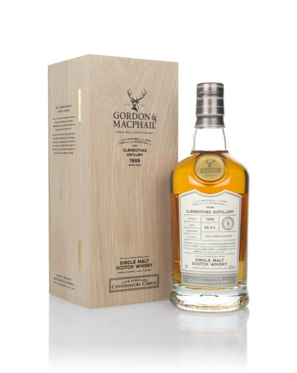 Glenrothes 30 Year Old 1988 - Connoisseurs Choice (Gordon & MacPhail) Single Malt Whisky