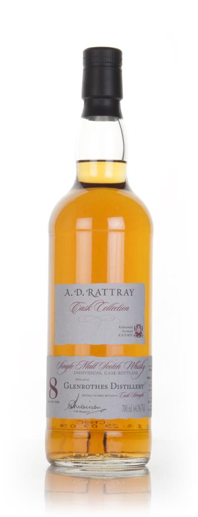 Glenrothes 8 Year Old 2007 (cask 70010242) - Cask Collection (A. D. Ra Single Malt Whisky