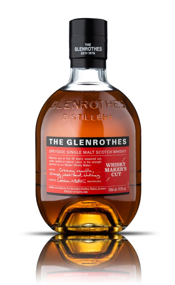 The Glenrothes Whisky Makers Cut - Soleo Collection Single Malt Whisky