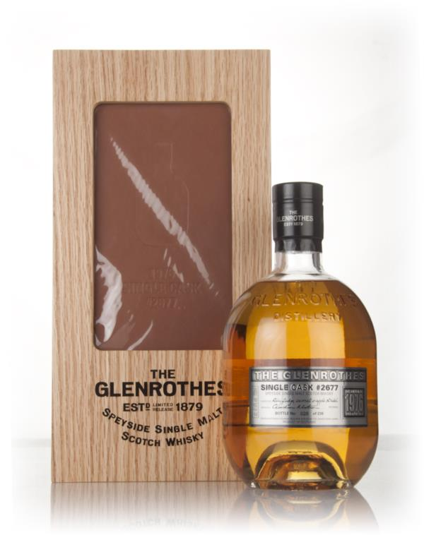 The Glenrothes 1976 (cask 2677) (bottled 2015) 3cl Sample Single Malt Whisky