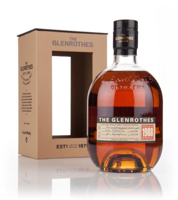 The Glenrothes 1988 (bottled 2014) 3cl Sample Single Malt Whisky