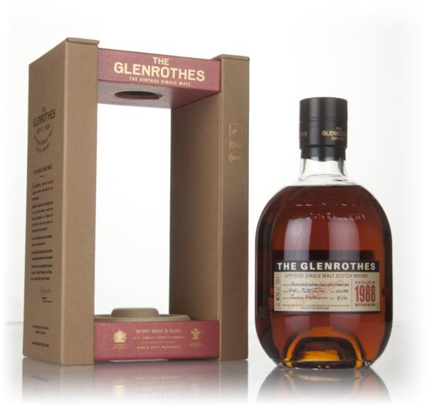 The Glenrothes 1988 (bottled 2016) - 2nd Edition Single Malt Whisky