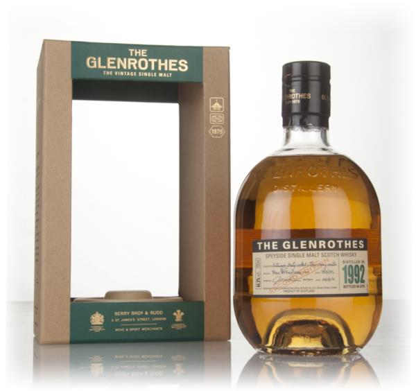 The Glenrothes 1992 - Second Edition (bottled 2015) Single Malt Whisky