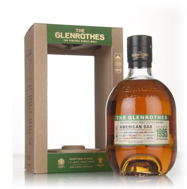 The Glenrothes 1995 (bottled 2016) - American Oak Single Malt Whisky