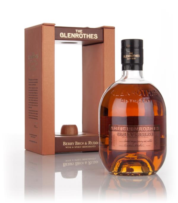 The Glenrothes Oldest Reserve 3cl Sample Single Malt Whisky