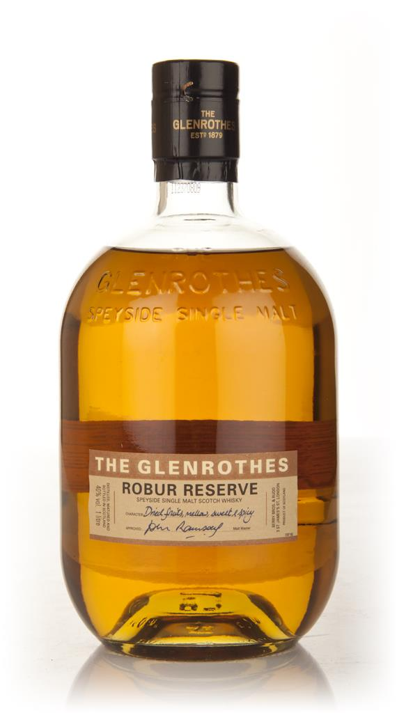 The Glenrothes Robur Reserve 1l Single Malt Whisky