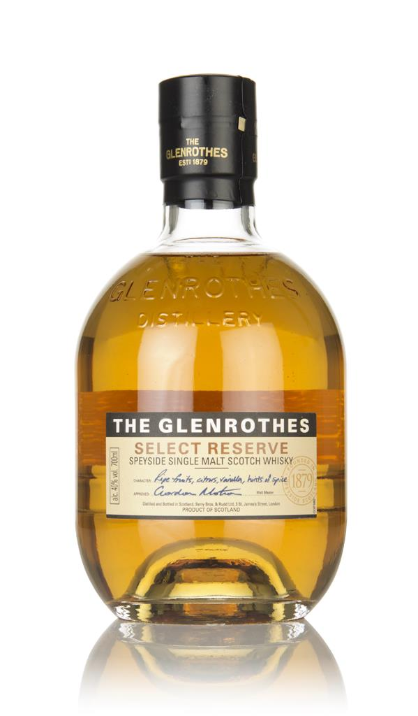 The Glenrothes Select Reserve Single Malt Whisky