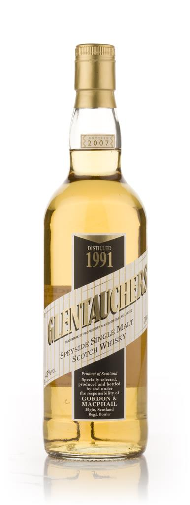 Glentauchers 16 Year Old 1991 (Gordon & MacPhail) Single Malt Whisky