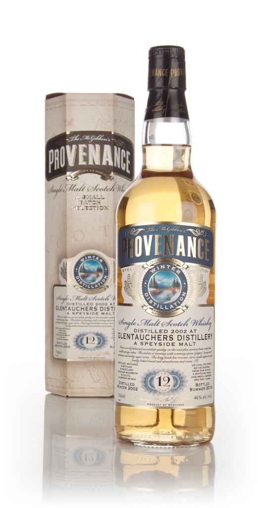 Glentauchers 12 Year Old 2002 (cask 10468) - Provenance (Douglas Laing Single Malt Whisky