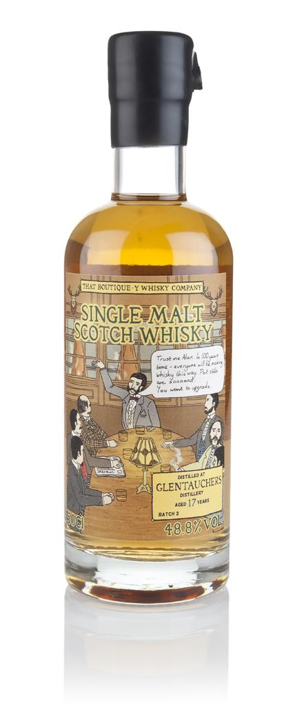 Glentauchers 17 Year Old - Batch 2 (That Boutique-y Whisky Company) Single Malt Whisky