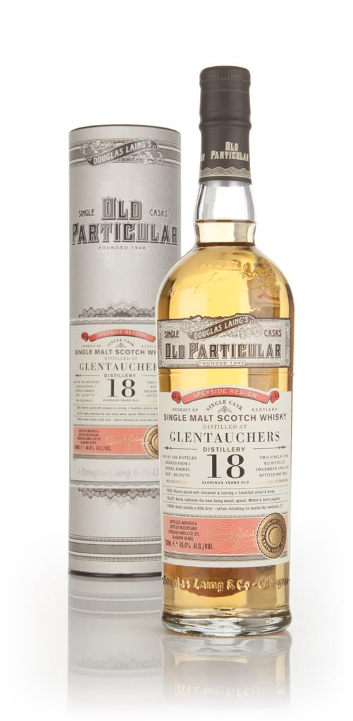 Glentauchers 18 Year Old 1996 (cask 10779) - Old Particular (Douglas L Single Malt Whisky