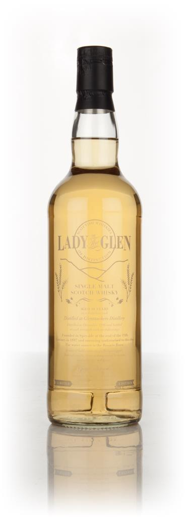 Glentauchers 18 Year Old 1996 - Lady of the Glen (Hannah Whisky Mercha Single Malt Whisky